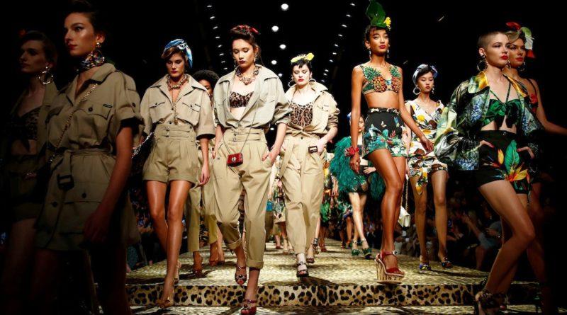 Milan Fashion Week 2019. (reuters)