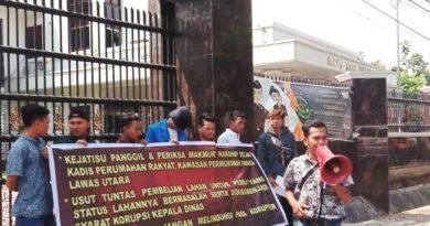 Diduga sarat KKN, DPP-GPM SUMUT desak Kejati Sumut periksa Makmur Harahap