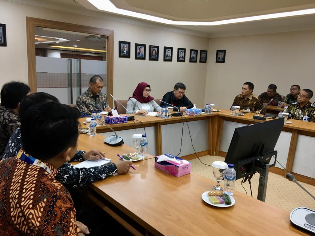 KPK Dorong Peran Bank Sumut dalam Optimalisasi Pendapatan Daerah
