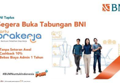 Medanoke.com - BNI Kartu Prakerja