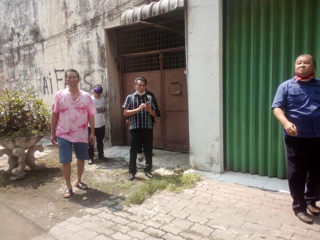 Bangunan RS Grand Mitra Medika Buat Resah, Ketua Komisi D DPRD Kota Medan Turun Ke Lapangan