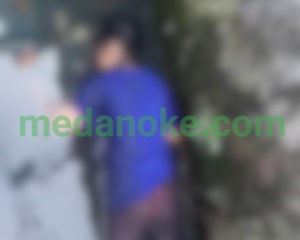 Medanoke.com - korban meningal saat hendak terima bantuan beras covid 19