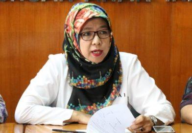 Medanoke.com - Sitti Hikmawati Minta Presiden Tak Berhentikannya Disaat Wabah Covid 19