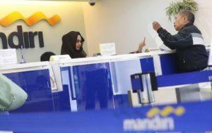 Medanoke.com - Bank Mandiri