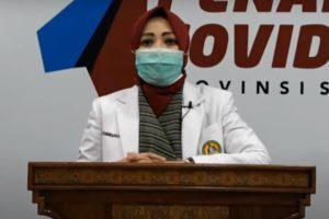 medanoke.com - dr Restuti siaran langsung covid 19