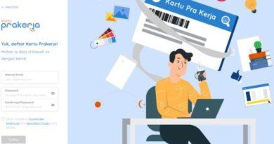 medanoke.com - kartu prakerja