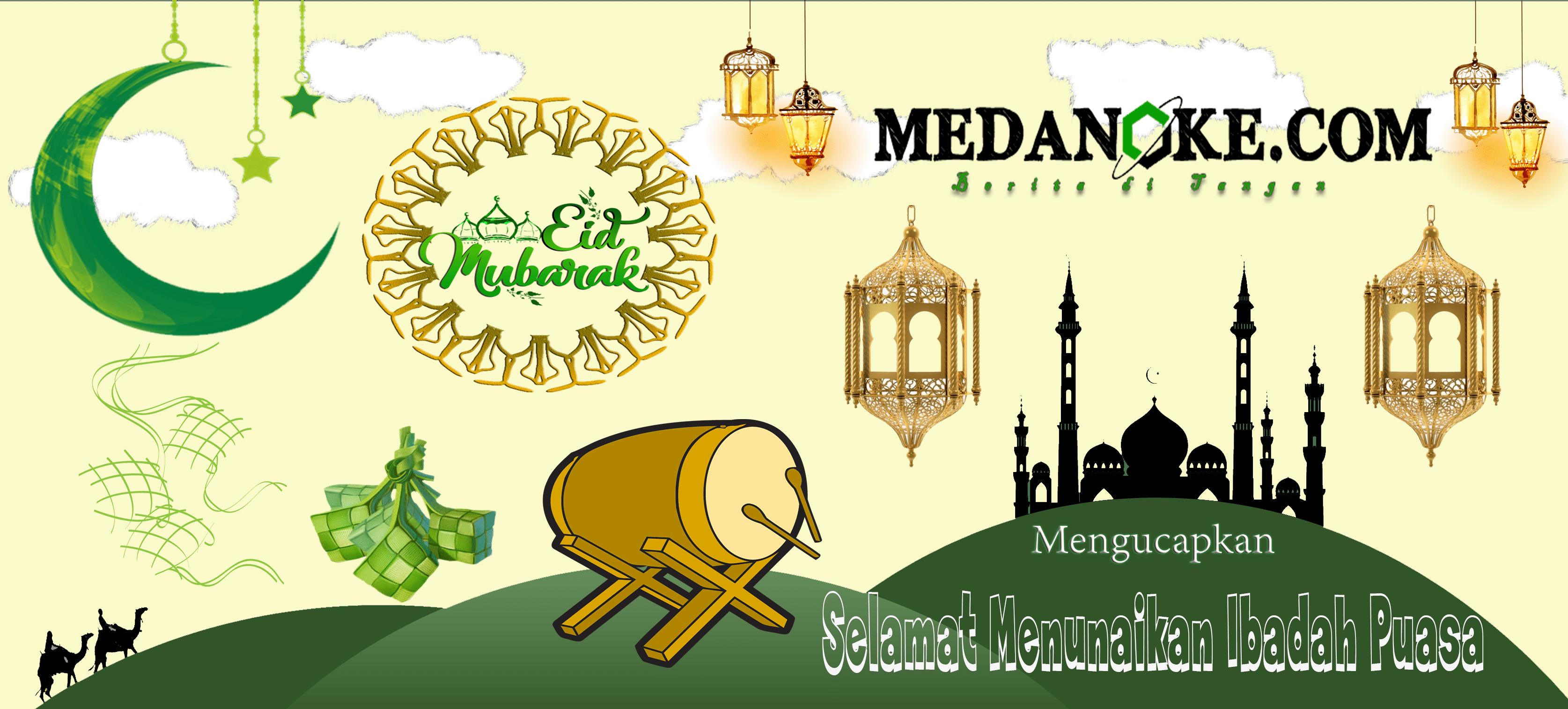 Medanoke.com - Ucapan Selamat Puasa
