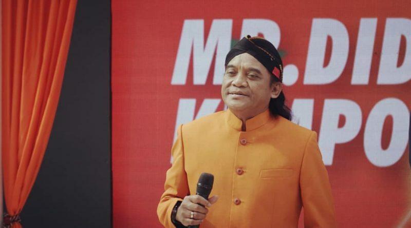 Medanoke.com - Penyanyi ternamaan Didi Kempot Wafat di RS Kasih Ibu Solo