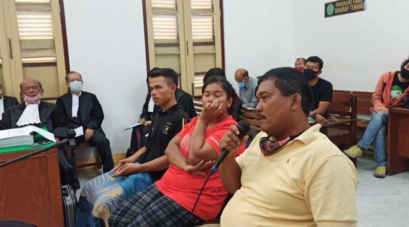 Medanoke.com - Saksi Masyarakat Yang Menemukan Jenazah Alm Jamalludin, Hakim di PN Medan