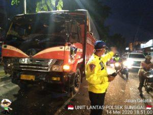 Medanoke.com - Kecalakaan Lalu Lintas di Jalan Gagak