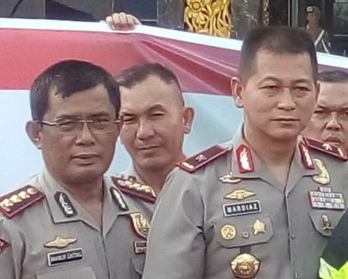 Poldasu Gandeng TNI Salurkan 5000 Paket Sembako