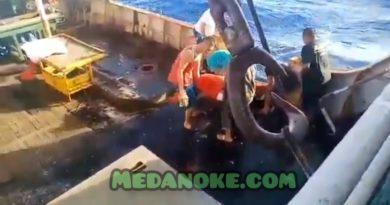 Medanoke.com - Jenazah ABK Dibuang ke Laut