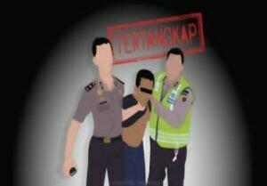 Medanoke.com - Ilustrasi penangkapan