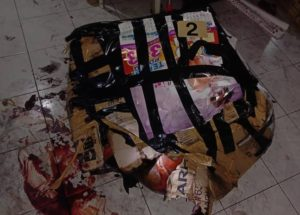 medanoke.com -kardus berisi mutilasi jenazah korban