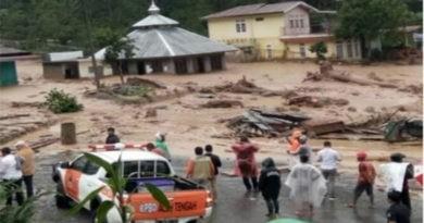 Medanoke.com - Banjir bandang landa Aceh Tengah