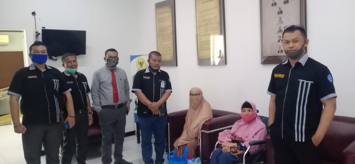 Minta Bebaskan Khairi Amri KAUM Mengadu Ke Komnas HAM dan Ombudsman