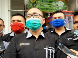 Medanoke.com - Ketua Kaum Mahmud Irsad