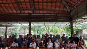 Medanoke.com - Forwaka sumut bersama Kejatisu dalam Silahturahmi bersama