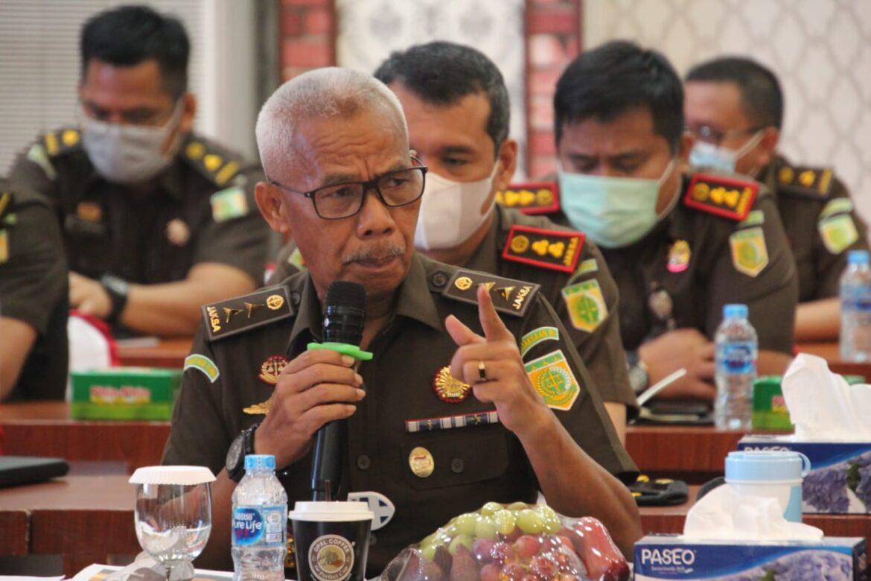 Aditia Warman Sampaikan Permasalahan Penitipan Tahanan ke Lapas Kepada Komisi III DPR RI