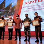 Medanoke.com - Kajati Sumut Terima Penghargaan Dari Kementerian ATR/BPN