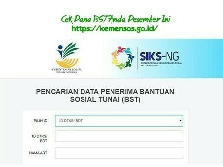Medanoke.com-Dana Bantuan Saluran Tunai Akan Dicairkan Desember Ini