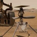 medanoke.com - NASA Ingenuity Helicopter Akan Menjadi Pesawat Pertama di MARS
