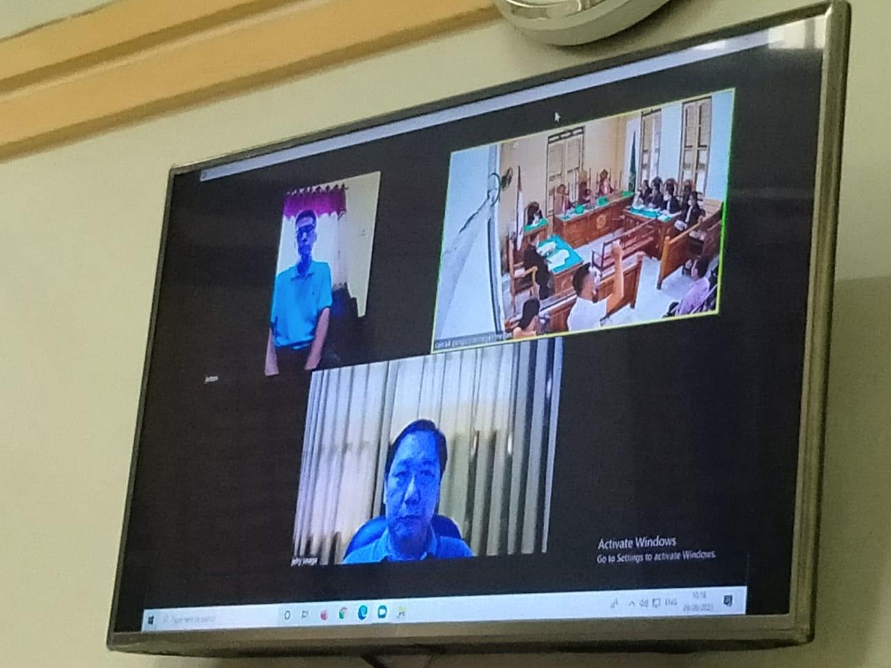 Medanoke.com - Saksi Kunci Sidang Anwar Tanuhadi