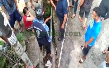 medanoke.com - bayi tewas di gorong-gorong